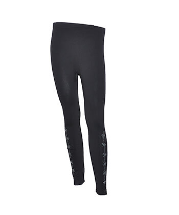 Star Shape Designer Leggings-Women