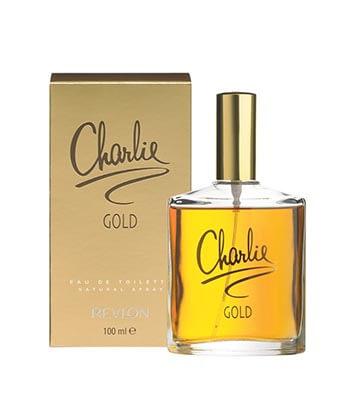 Revlon Charlie Gold Edt 100ML-Women