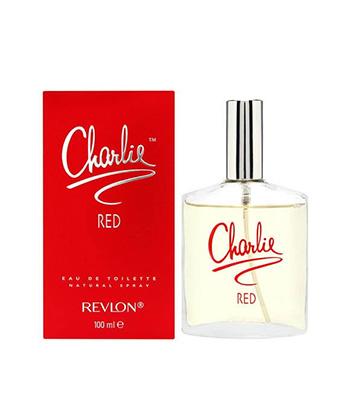 Revlon Charlie Red Edt 100ML-Women