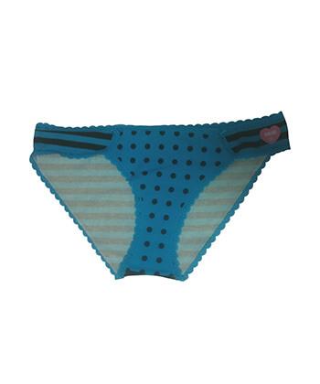 Low Rise Bikini Zoh81-10845707 Medium -Women