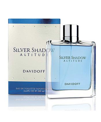 Davidoff Silver Shadow Altitude Edt 100ML-Men