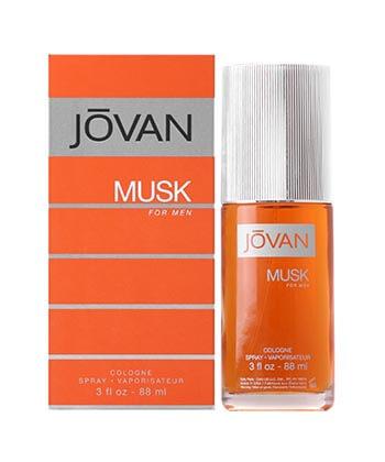 Jovan Musk Edc 90ML-Men