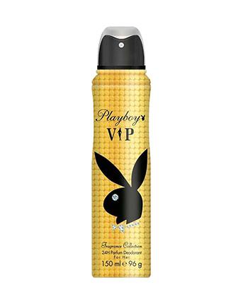 Playboy Vip Deo Spray Deo 150ML-Women