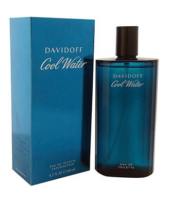 Davidoff Cool Water Edt 200ML-Men