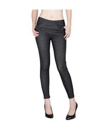 Yelete-827Jn013 Black Legging-Women