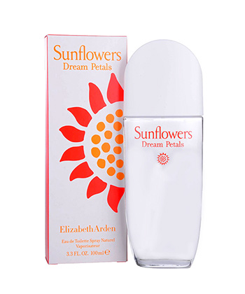 Elizabeth Arden Sunflowers Dream Petals Edt 100ML-Women