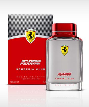 Scuderia Ferrari Scuderia Club Edt 125ML-Men