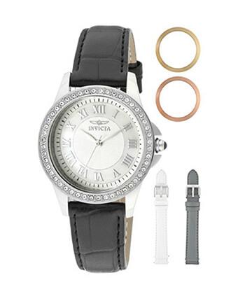 Invicta Watch 12850 Women'S Angel White Crystal -Women
