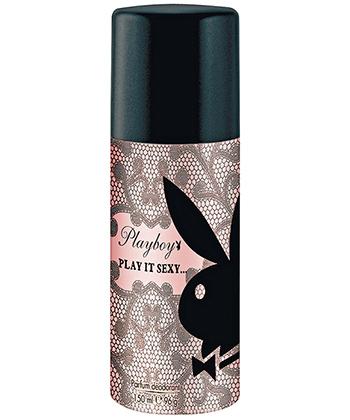 Playboy Play It Sexy Deodorant 150 Ml-Women
