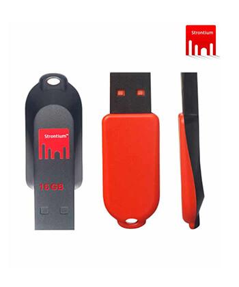 Strontium Pollex 16Gb Pen Drive