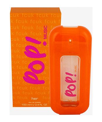 Fcuk Pop Music Her Edt 100ML-Women