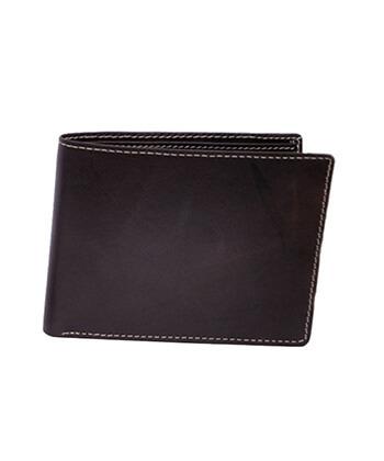 Sticth Design Wallet -Men