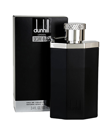 Alfred Dunhill Desire Black Edt 100ML-Men