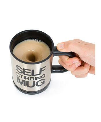 Self Stirring Multipurpose Mug