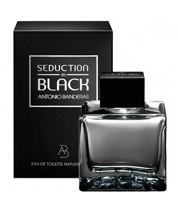 Antonio Banderas Seduction In Black Edt 100ML-Men