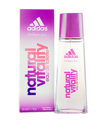 Adidas Natural Vitality Edt 75ML-Women