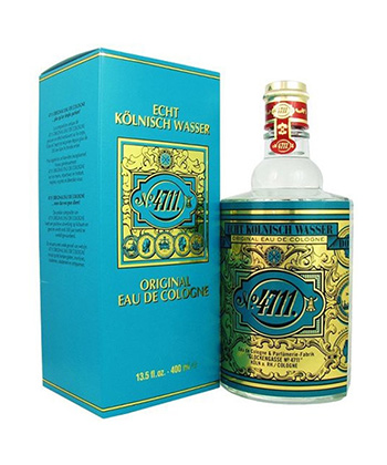 Maurer And Wirtz No. 4711 Original Edc 400ML-Men