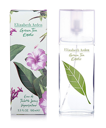 Elizabeth Arden Green Tea Exotic Edt 100ML-Women
