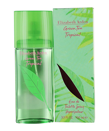 Elizabeth Arden Green Tea Tropical Edt 100ML-Women
