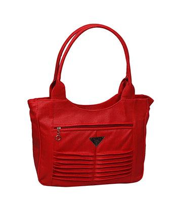 Indiana Ladies Handbag Red Nb-0057 Red-Women