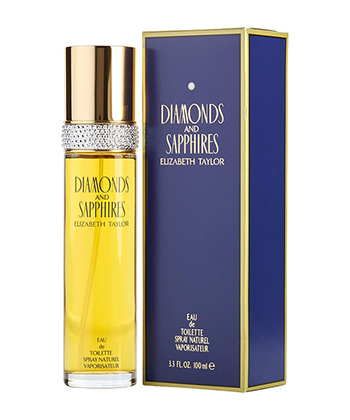Elizabeth Taylor Diamonds & Sapphires Edt 100 Ml-Women