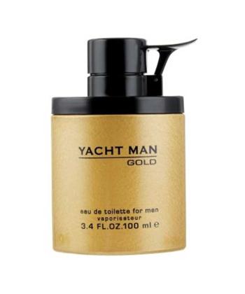 Myrurgia Yacht Man Gold Edp 100ML-Men