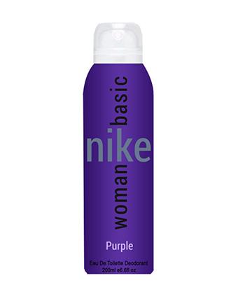 Nike Purple Deo 200ML-Women