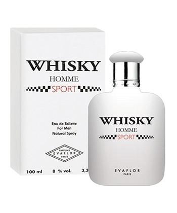 Parfums Evaflor Whisky Homme Sport Edt 100ML-Men