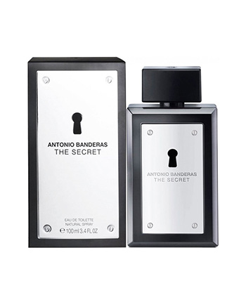 Antonio Banderas The Secret Edt 100ML-Men