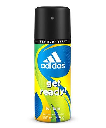 Adidas Get Ready Deo 150ML-Women