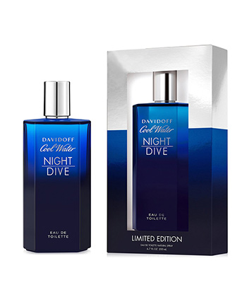 Davidoff Night Dive Ltd. Edition Edt 200ML-Men