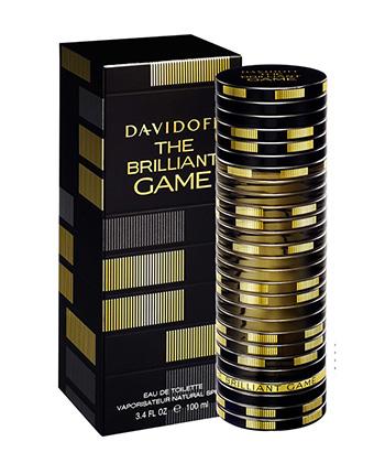 Davidoff The Brilliant Game Edt 100ML-Unisex