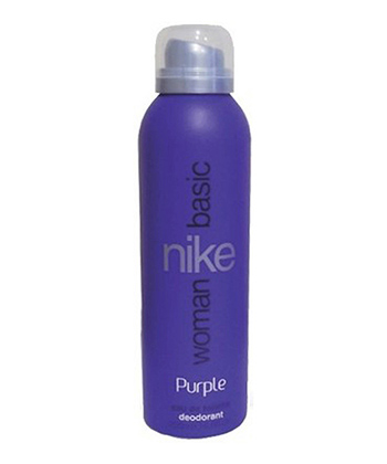Nike Purple For Woman Deodorant 200 Ml-Women