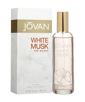 Jovan White Musk Edc 90ML-Women