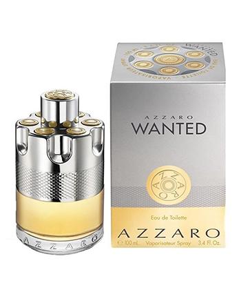Azzaro Wanted for men edt spray 3.4 OZ