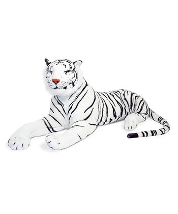 White Tiger Soft Toy