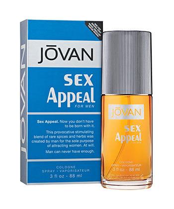 Jovan Sex Appeal Edc 90ML-Men