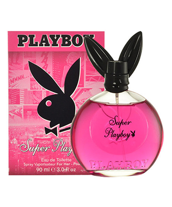Super Playboy For Her Edt spray-90 Ml