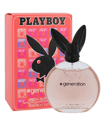 Playboy # Generation For Her Edt Spray-90Ml