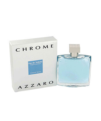 Azzaro Chrome Edt 100ML-Men