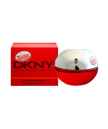 Dkny Red Delicious Edp 100ML-Women