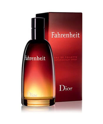 Christian Dior Fahrenheit Edt 100ML-Men