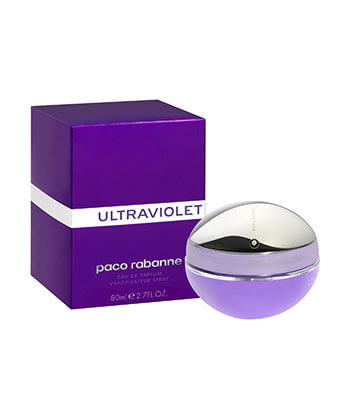 Paco Rabanne Ultraviolet Edp 75ML-Women