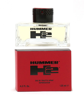Riviera Hummer H2 Edt 125ML-Men