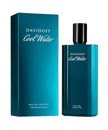 Davidoff Cool Water Edt 125ML-Men
