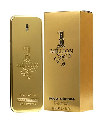 Paco Rabanne 1 Million Edt 100ML-Men