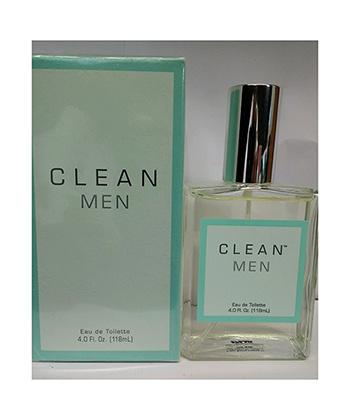Clean Edt 120ML-Men