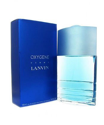 Lanvin Oxygene Edt 100ML-Men