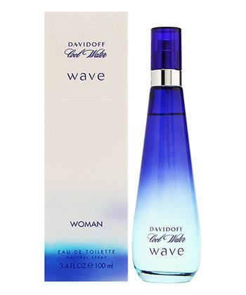 Davidoff Cool Water Wave Edt 100 Ml-Women