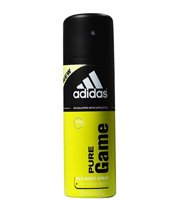 Adidas Pure Game Deo 150ML-Men